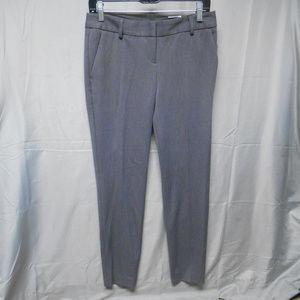 NWOT Express Columnist ankle gray dress pants 2L